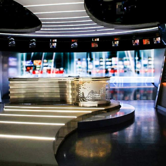 ciana wideo LED P1.9 dla Studia Telewizyjnego TVP PANORAMA mala - TDC Polska -