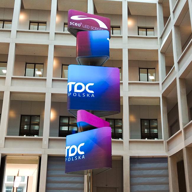 Projekt TDC Polska: Berlin, 2020