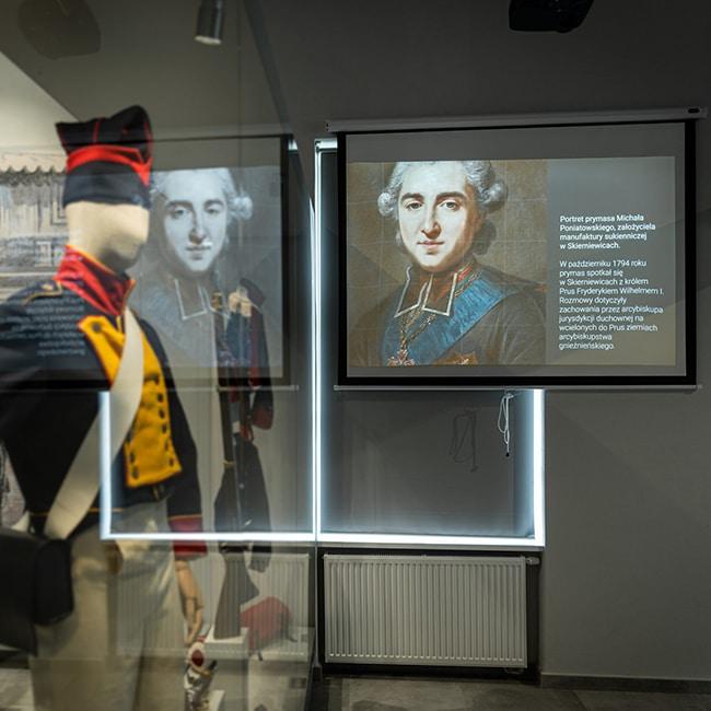 instalacje muzealne av - TDC Polska -