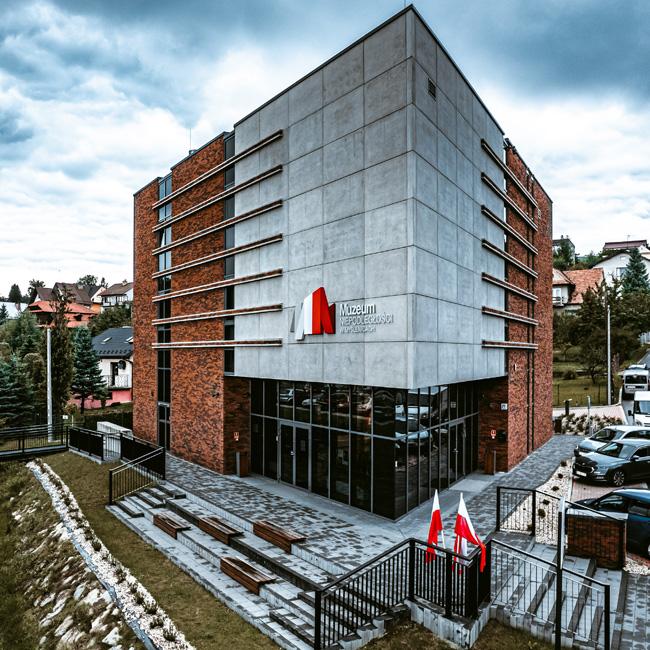 interaktywna wystawa muzeum myslenice tdc 2021 - TDC Polska - Multimediale Ausstellung