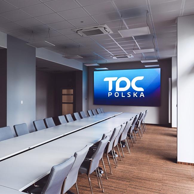 Projekt TDC Polska: Warschau, 2020