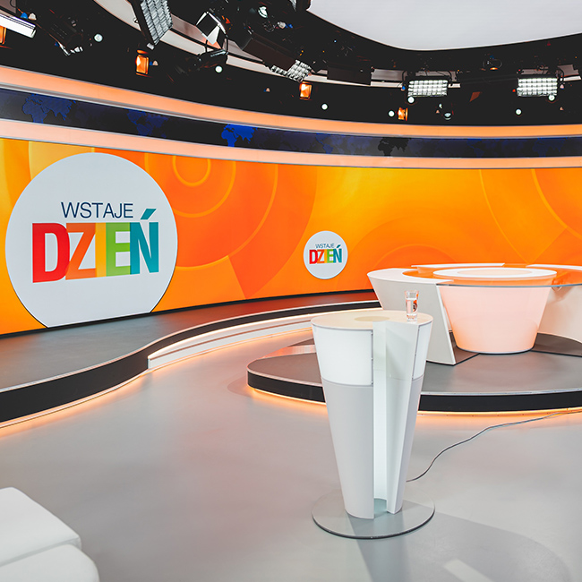 Projekt TDC Polska: Warschau, 2018